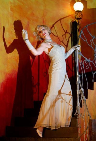 Susan Kennedy Sommerfeld plays Norma Desmond