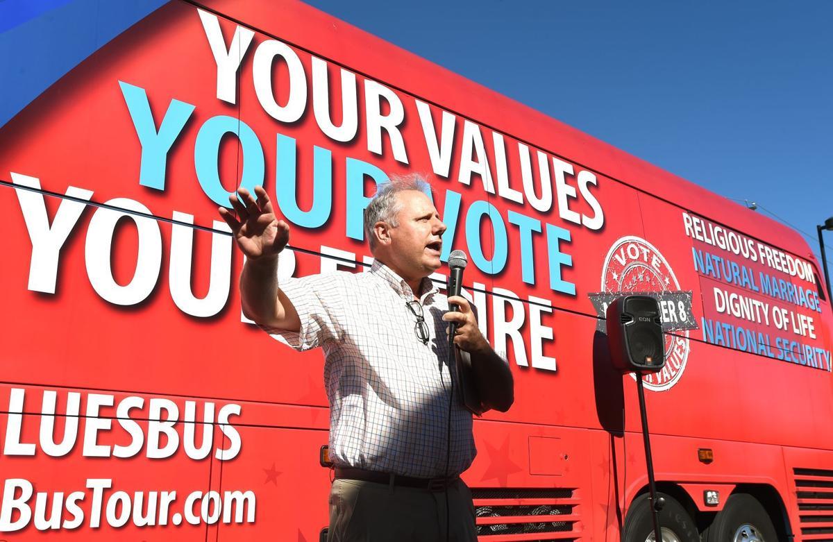 Family Values bus