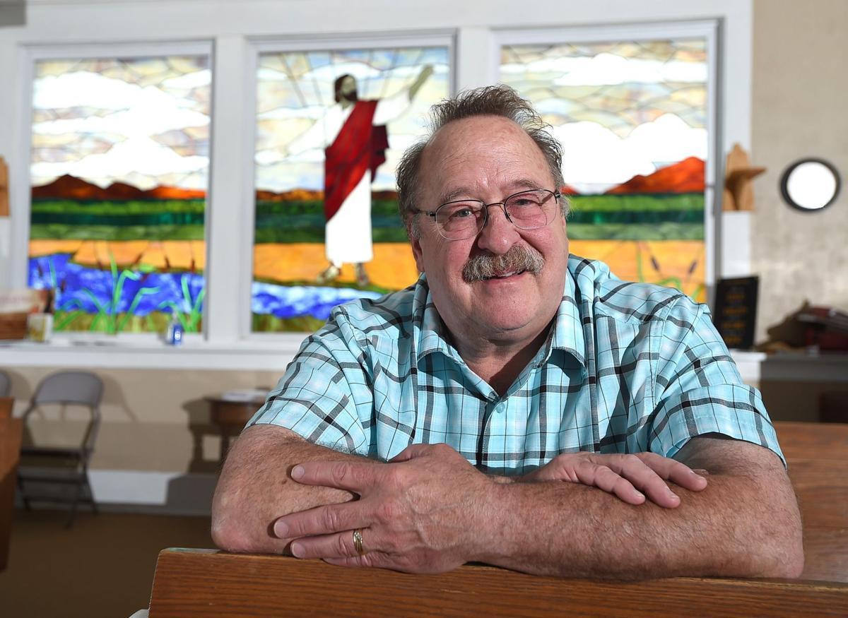 The Rev. Mark Morgenstern