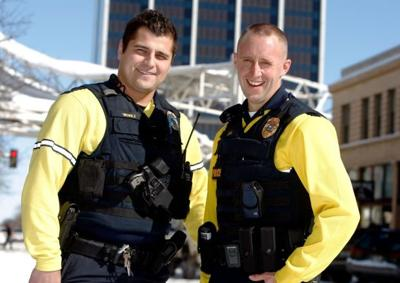 Downtown Resource Officers