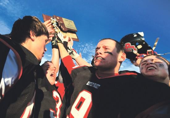 Huntley Project caps emotionally draining season with state title