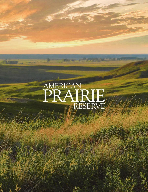American Prairie rebuttal on Taylor Grazing Act
