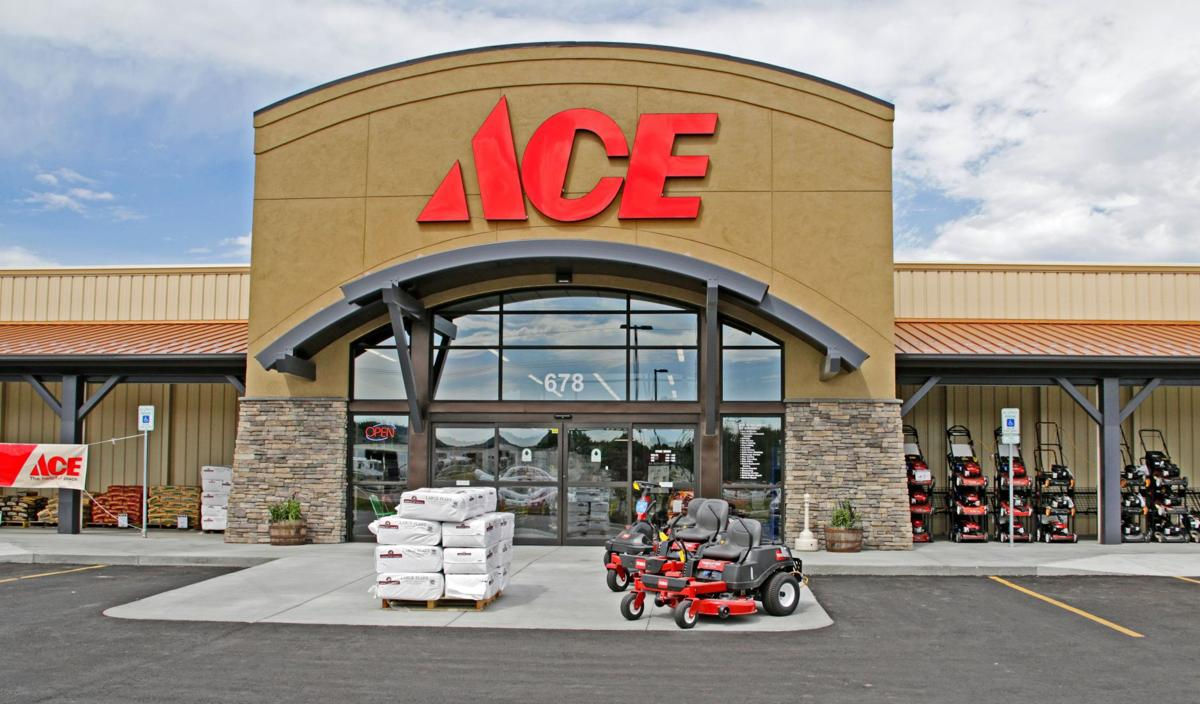 Construction Zone: Ace Hardware Opens In Lockwood
