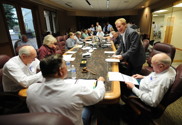 Southern Montana Electric board members, staff and co-op trustees