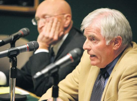 Brewster appointed to fill seat on council