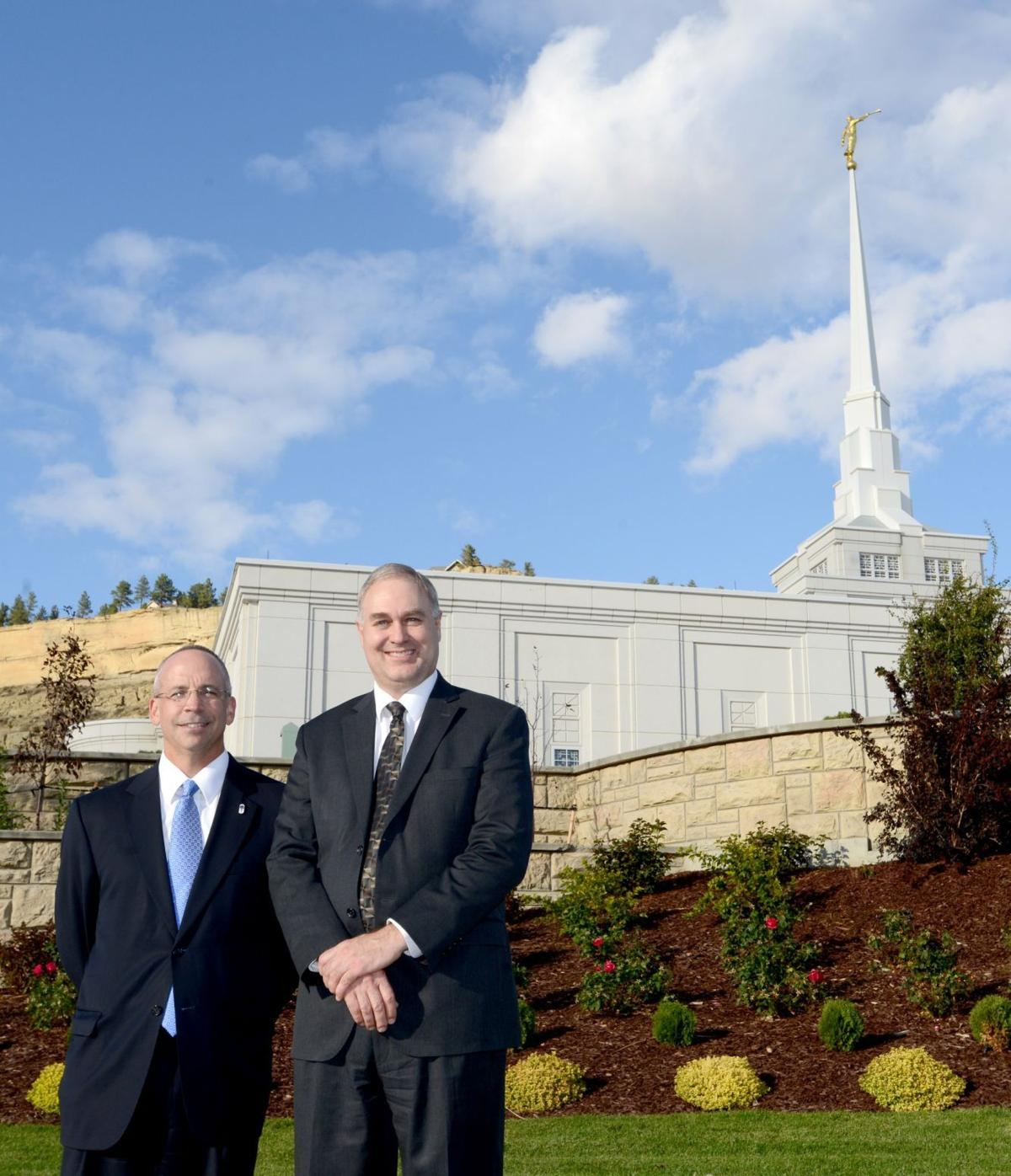 LDS stake presidents