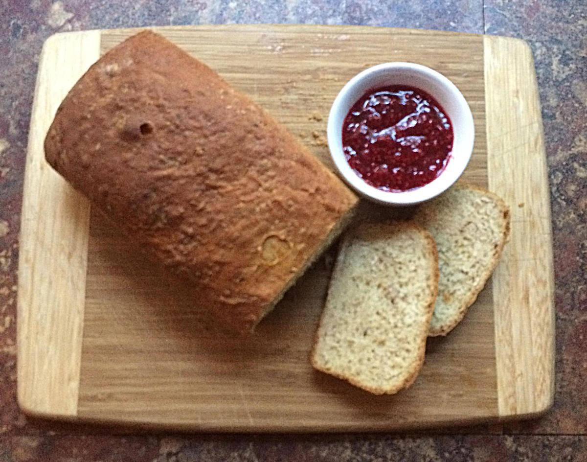 Hot cereal makes versatile ingredient recipes billingsgazette cereal bread this hearty seven grain ccuart Choice Image