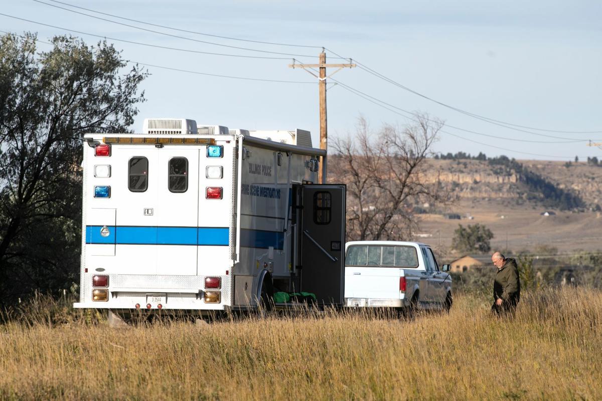 CSI invesitigates crash