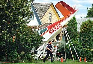 Plane Crashes Into Kalispell House Killing 2 Montana News