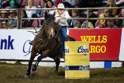 Lindsay Kruse Balances Motherhood Barrel Racing Rodeo