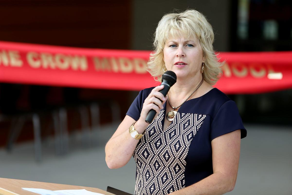 Principal Nikki Hofmann