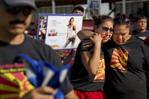 #NotInvisible: Missing and murdered Native American women
