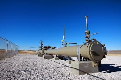 Greencore CO2 Pipeline