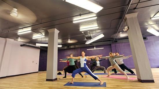 New community room to host yoga