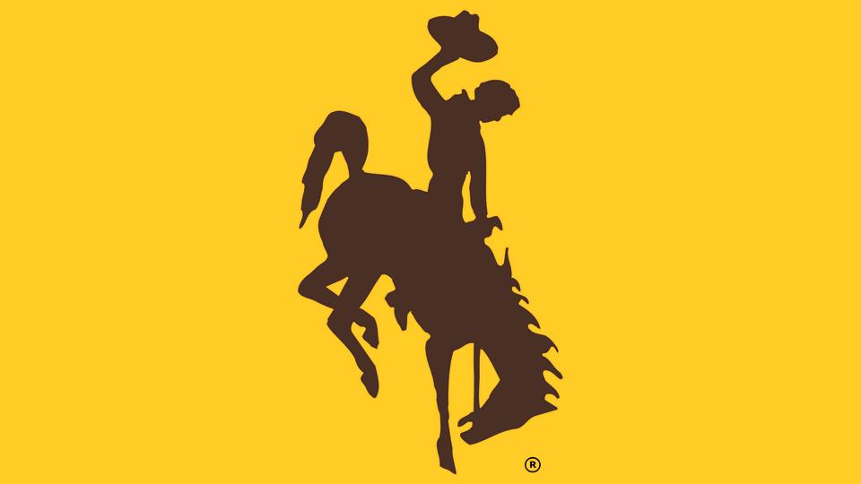 University of Wyoming Cowboys logo