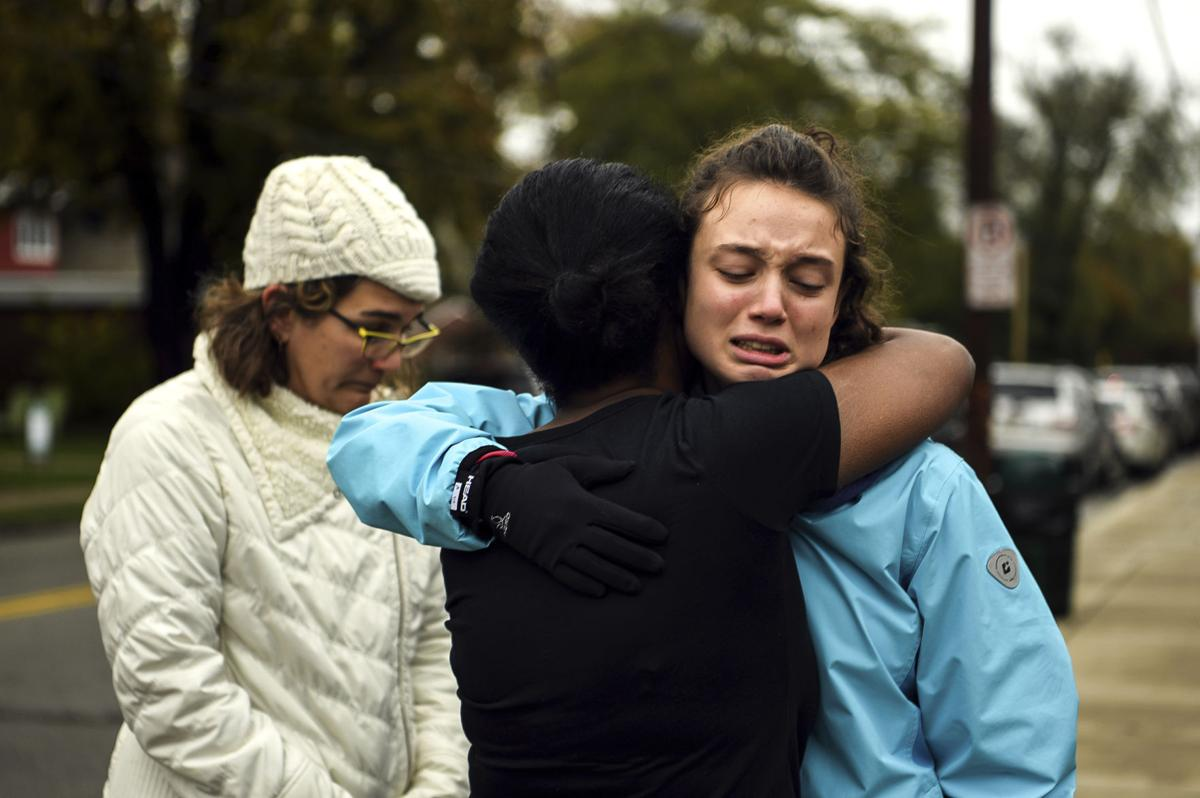 Mass shooting at Tree of Life Congregation in Pittsburgh