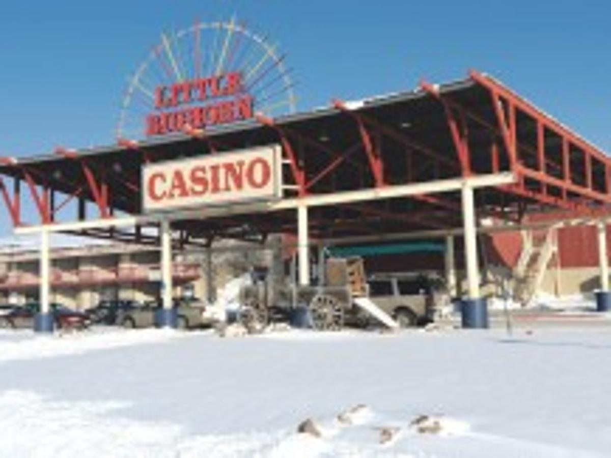 crow reservation casino