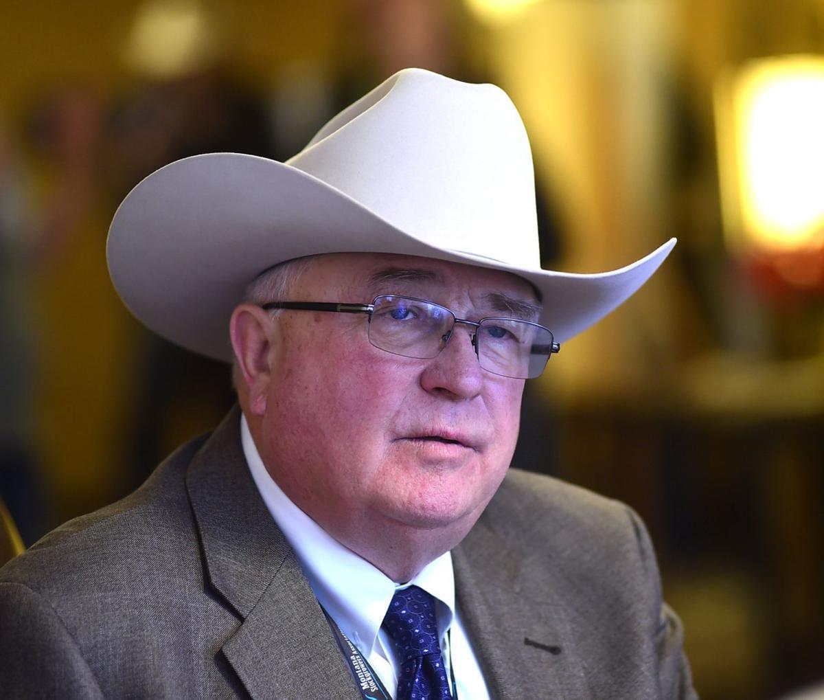Fred Wacker, Montana Stockgrowers president