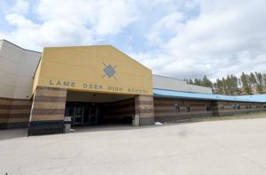Unconscious teen found by students at Lame Deer High School dies