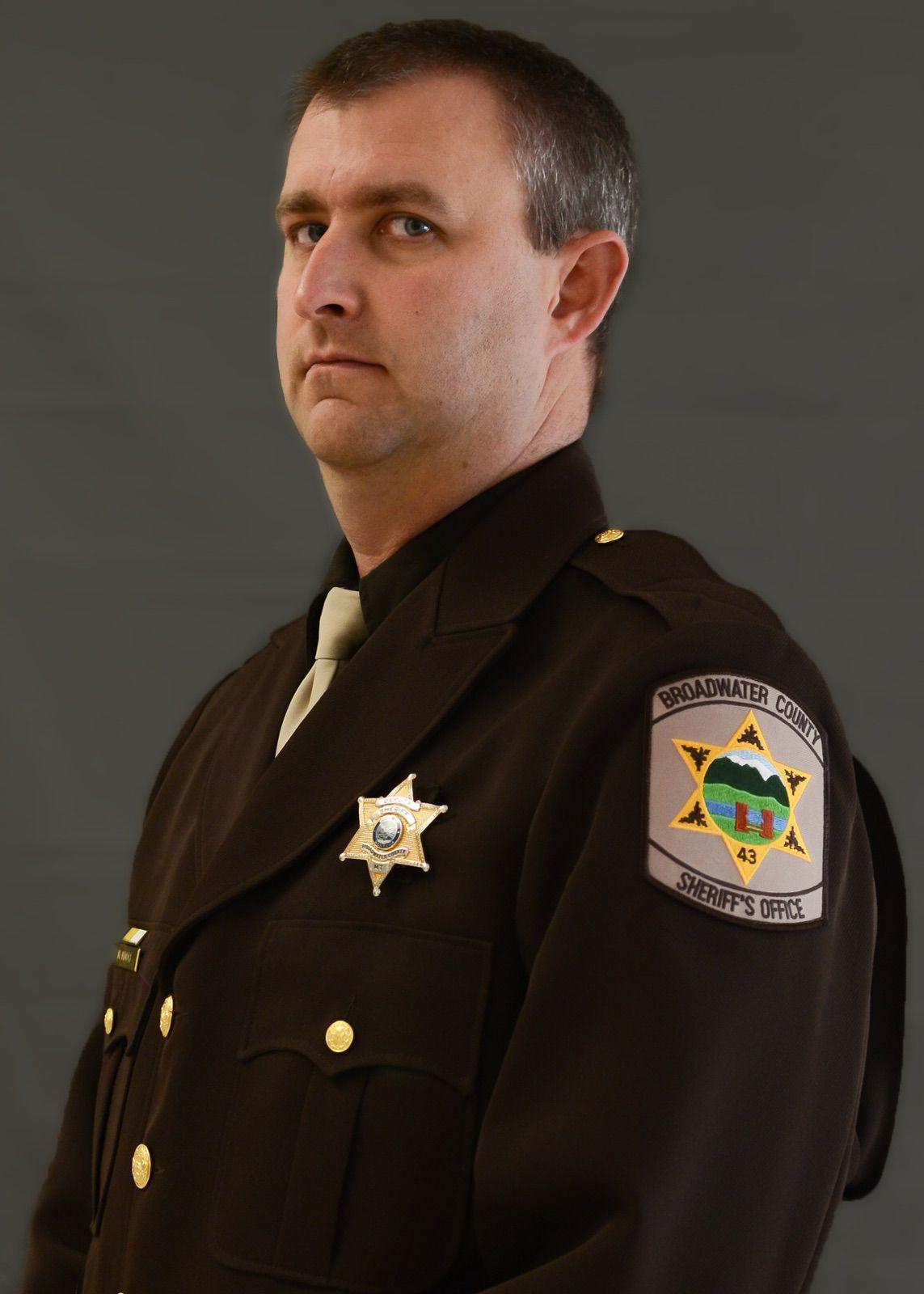 Deputy Mason Moore mugshot