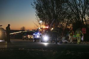 Laurel Motorcycle Crash