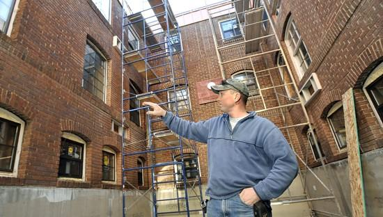 Renovated Calvert Hotel In Lewistown To Re Open May