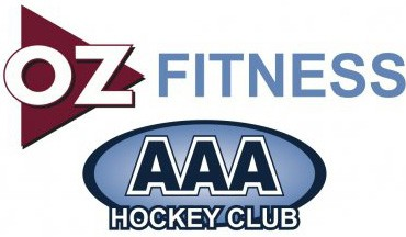 Oz Fitness AAA hockey logo