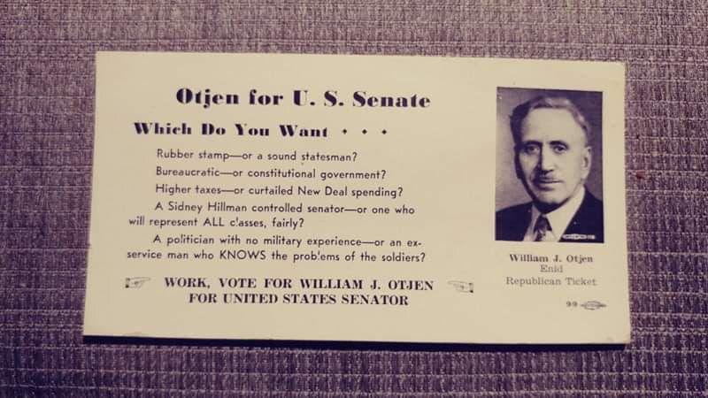 Campaign card