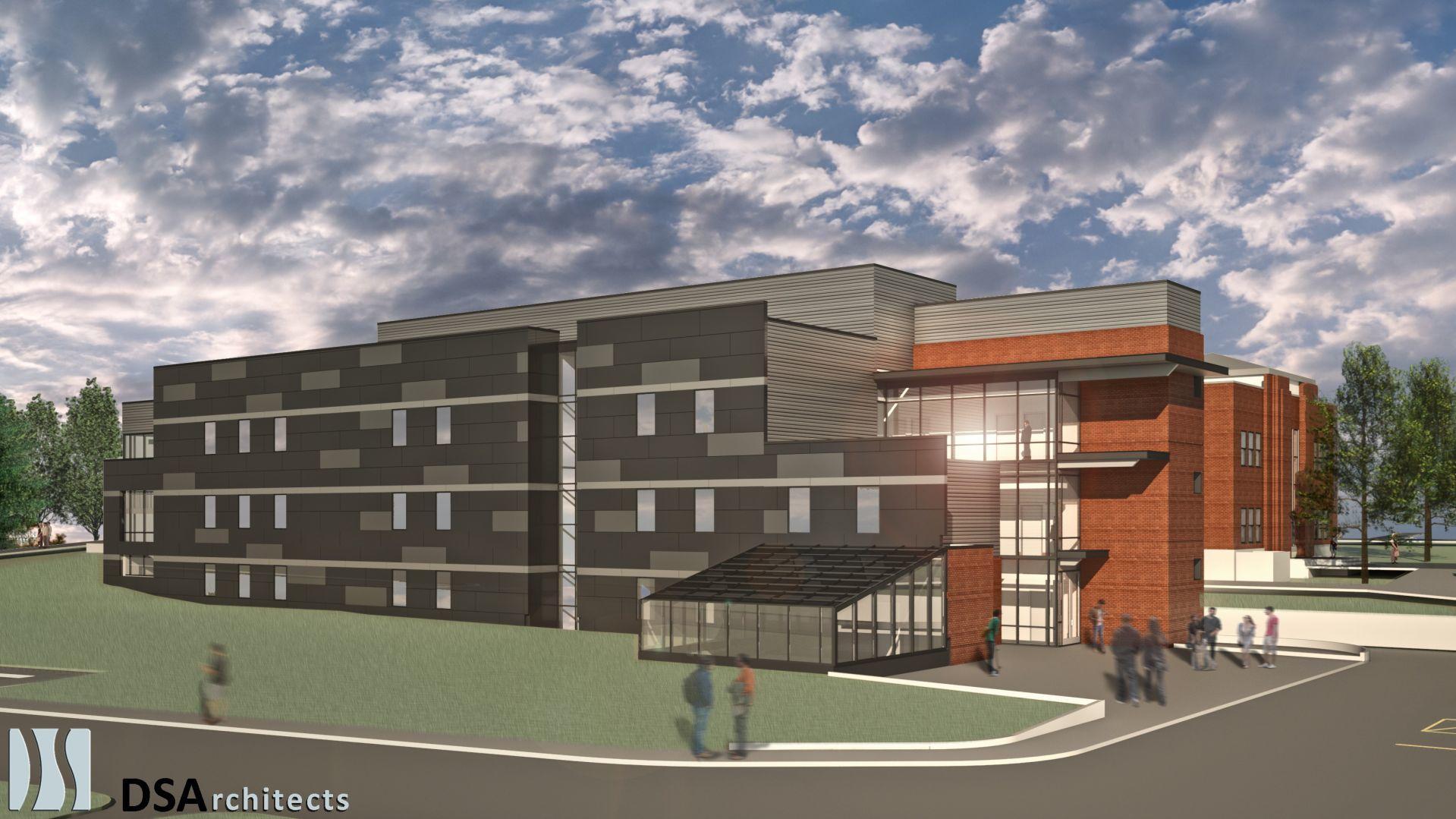 $5M raised for Montana State University Billings science building; groundbreaking set   Billings Gazette