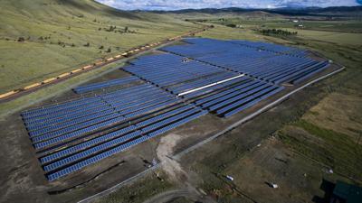 Green Meadow Solar Farm