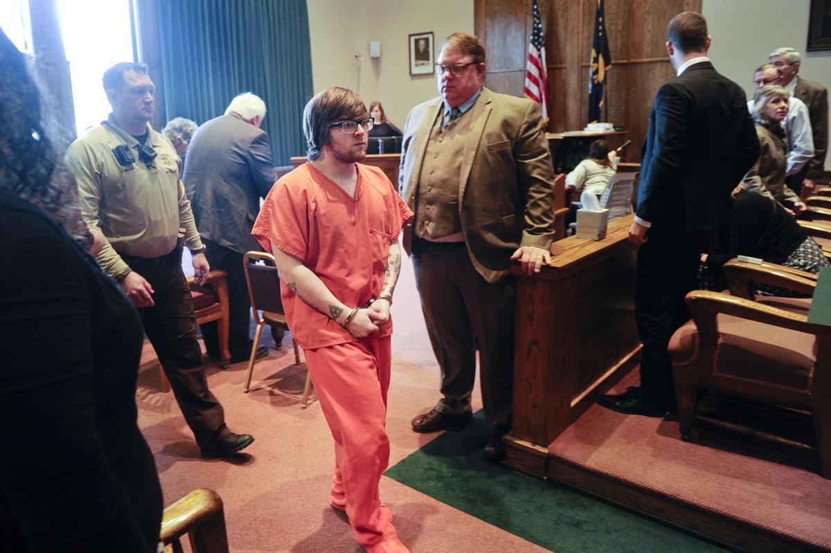 Kaleb Taylor Sentencing