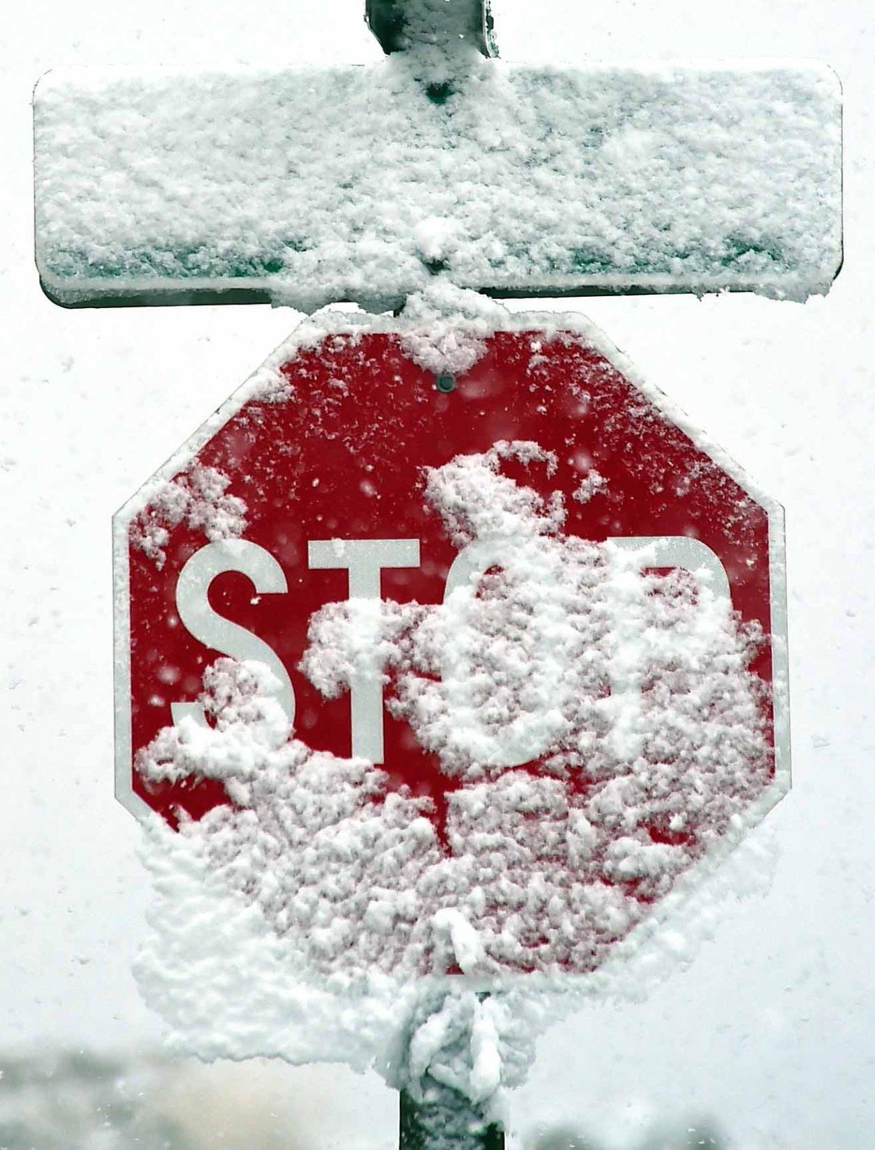 Billings (finally) breaks the snowfall record | Billings Gazette