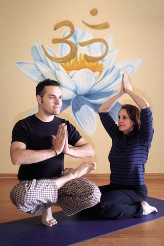 Perfect Balance: Business partners open new yoga center in Billings