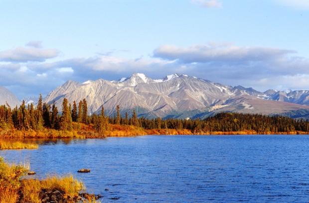 Telaquana Lake