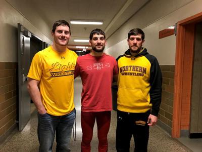 Chris Nile, Matt Weber and Brandon Weber