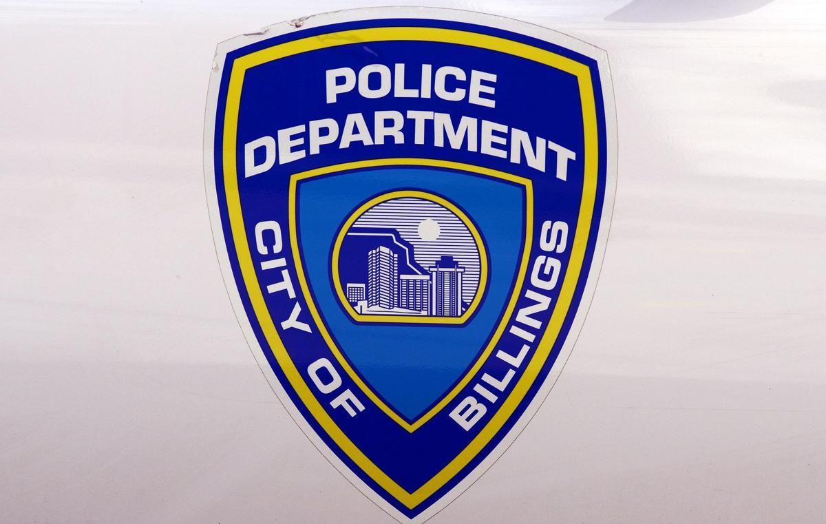 Billings Police Department shield