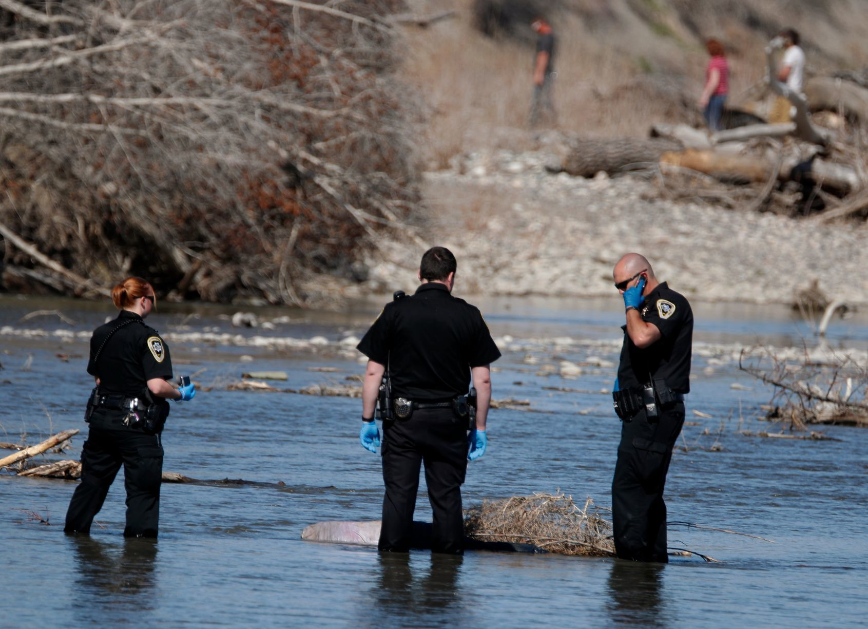 Sheriff's Office IDs body found in Yellowstone River; woman's name withheld pending family notifications | Billings Gazette
