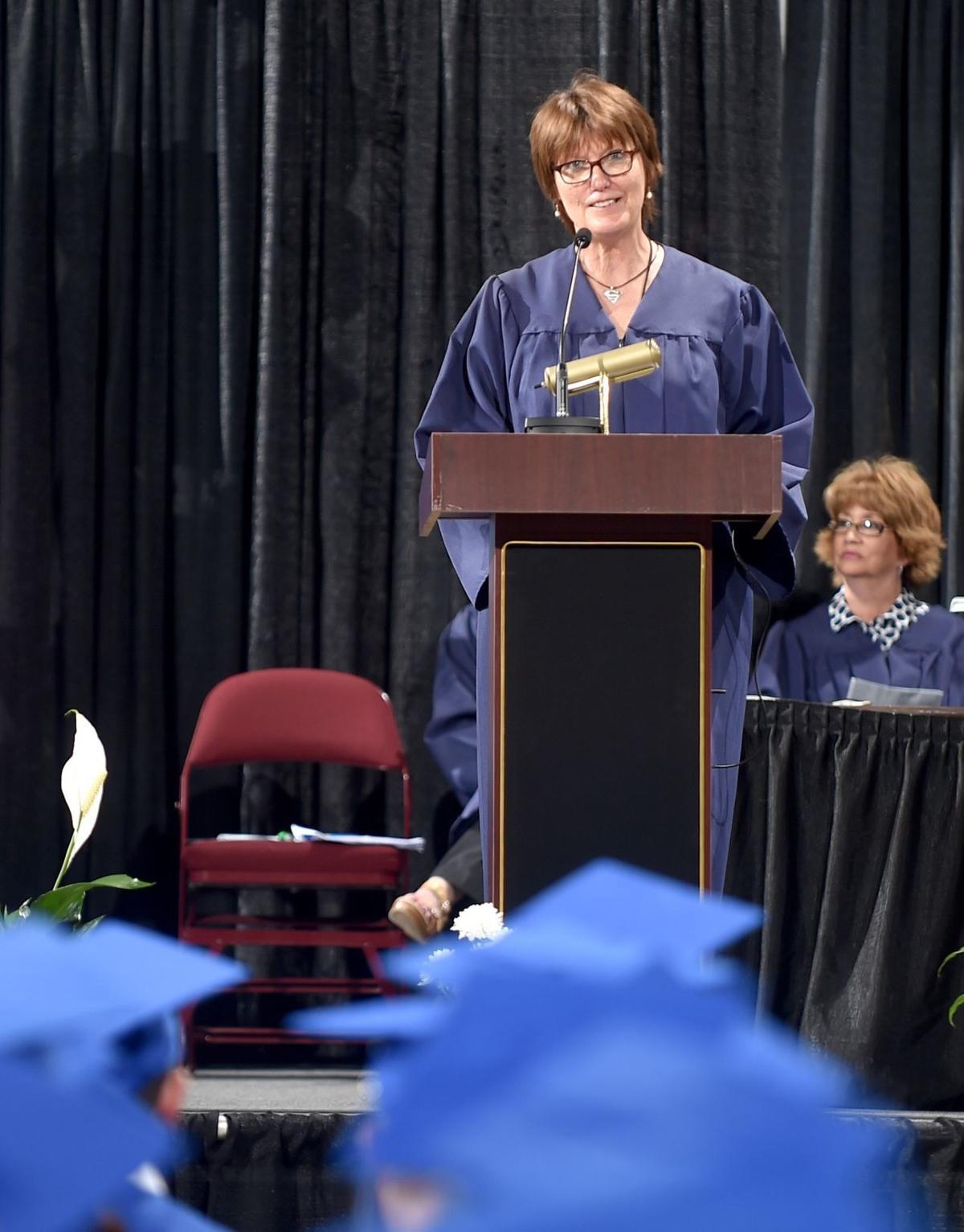 Principal Deb Black