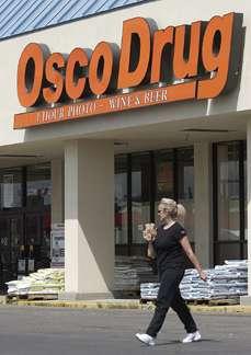 Heights Osco drug stor...