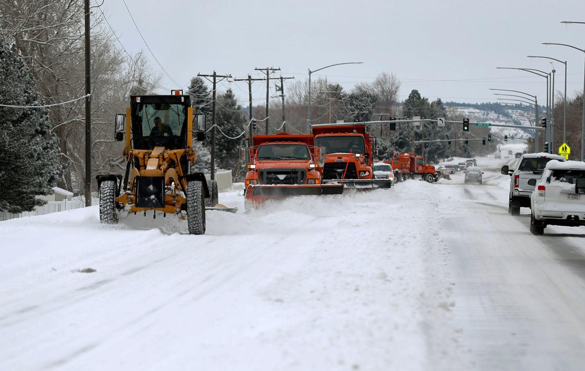 Billings snowstorm