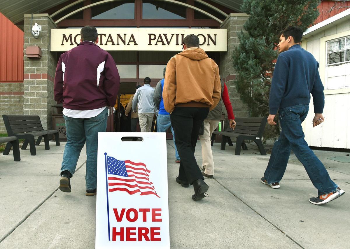 Voting at metra 1