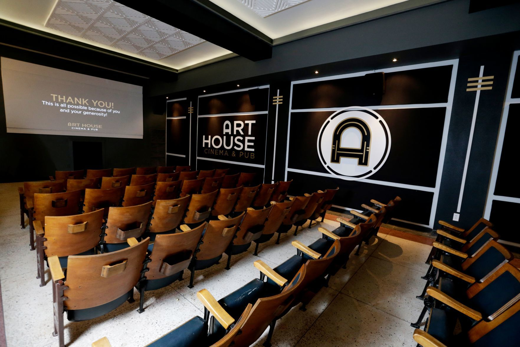 Billings contractor pledges $200K in matching funds for Art House Cinema upgrade | Billings Gazette