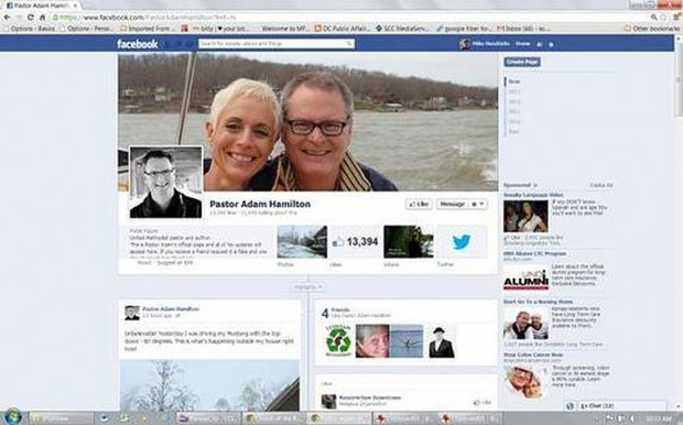 Scammers bedevil religious leaders with fake Facebook pages