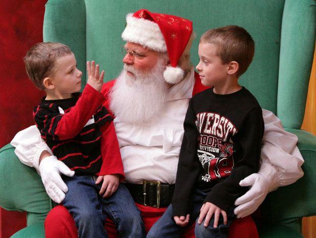 Christmas Parade 2021 Billings Mt Route Here S Where You Can See Santa This Holiday Season Entertainment Billingsgazette Com