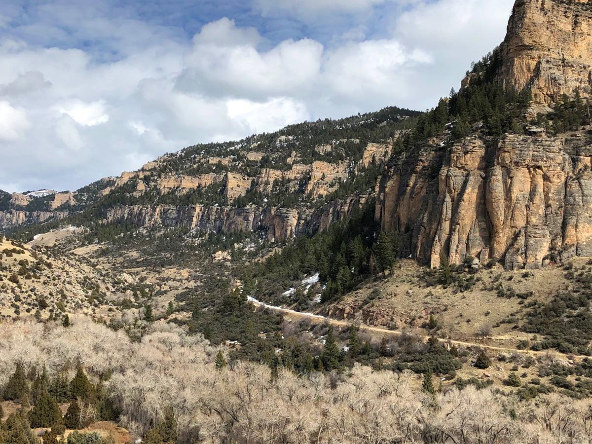 Tensleep Canyon