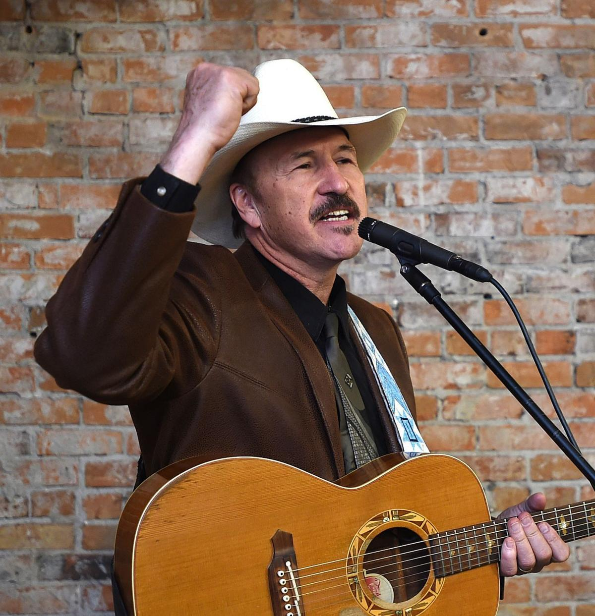 Rob Quist in Billings