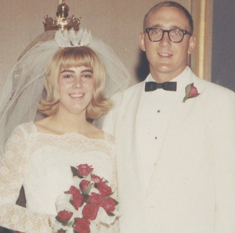 Susie and Bob Balko in 1966