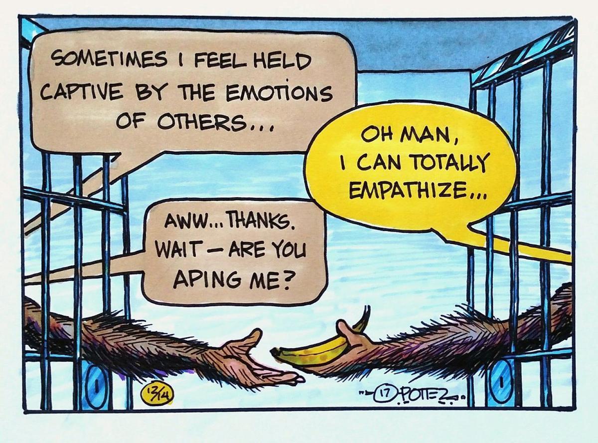 Monkey kindness