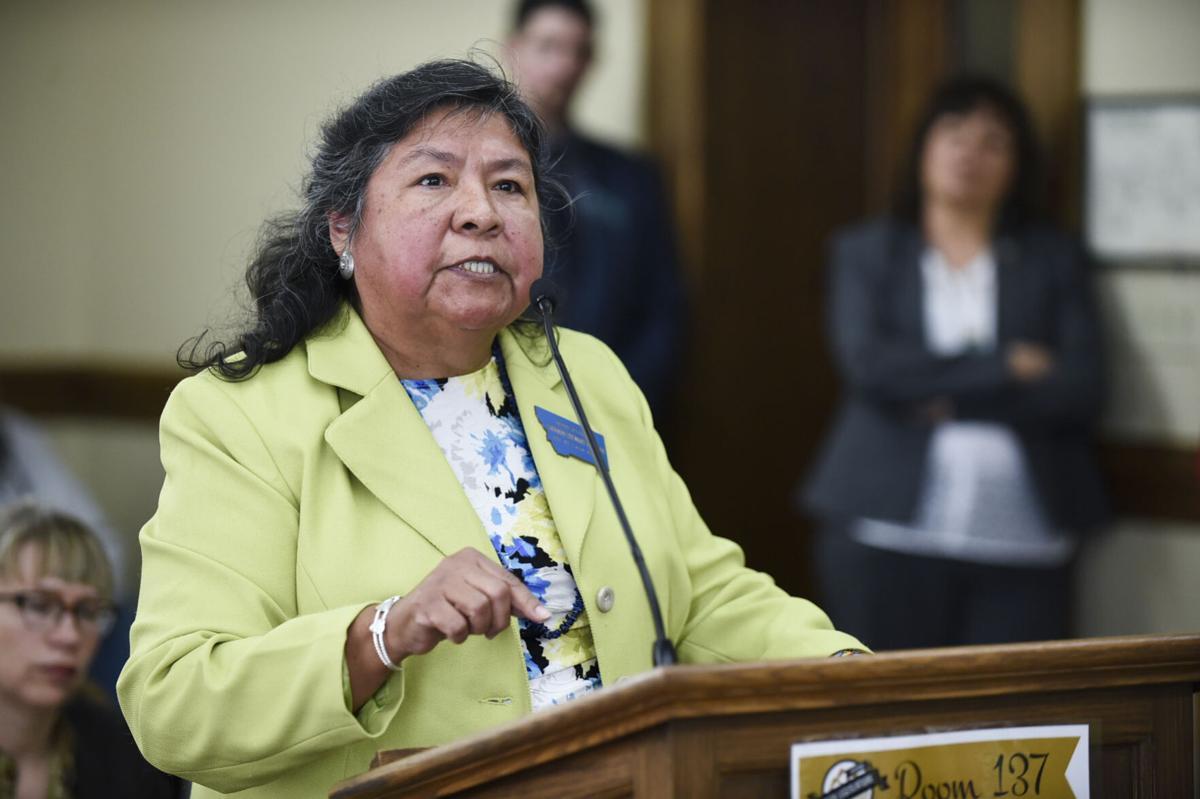 Legislature Native Americans