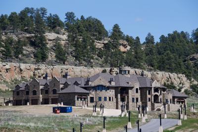 Larry Price mansion